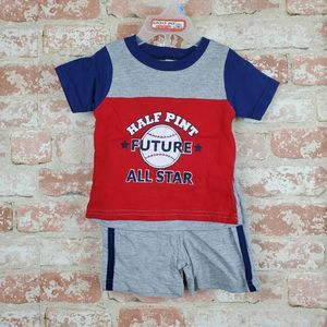 Quacker Jack All Star Outfit 12M